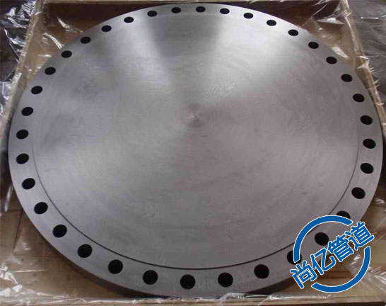 大口径碳钢20号钢标准法兰