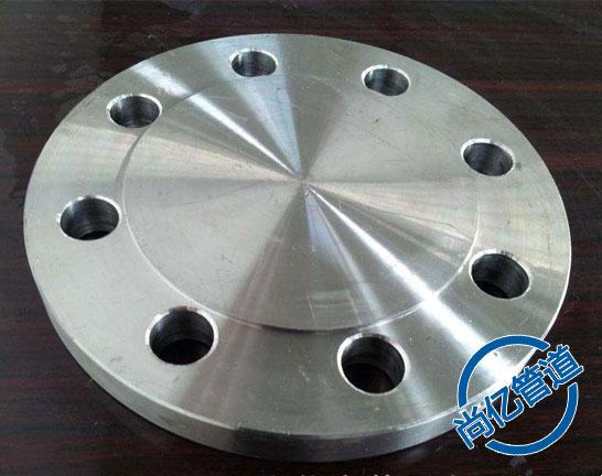 碳钢突面国标钢制管法兰盖