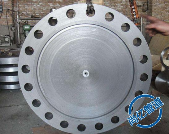 碳钢高压钢制凸面法兰盖